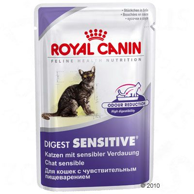 royal canin digest sensitive in gravy great deals at zooplus. Black Bedroom Furniture Sets. Home Design Ideas