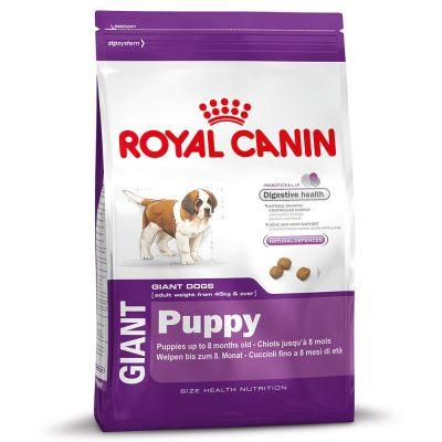 royal canin giant puppy hundefutter g nstig bei zooplus. Black Bedroom Furniture Sets. Home Design Ideas