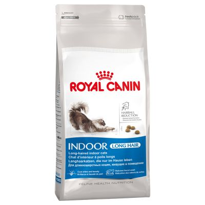 royal canin indoor long hair croquettes pour chat zooplus. Black Bedroom Furniture Sets. Home Design Ideas