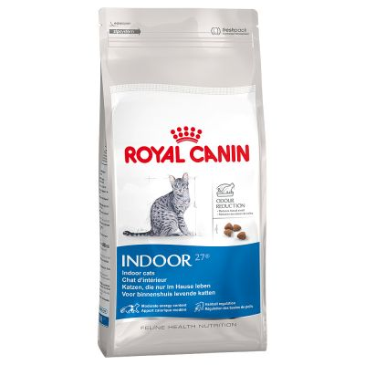 royal canin indoor 27 croquettes pour chat zooplus. Black Bedroom Furniture Sets. Home Design Ideas