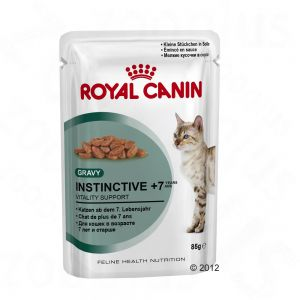 Royal Canin Instinctive +7 in Gravy | Great deals at zooplus!