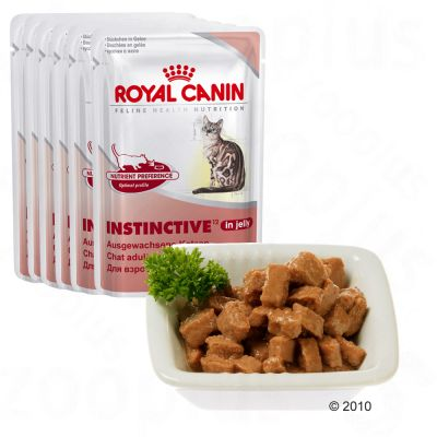 royal canin instinctive in jelly great deals at zooplus. Black Bedroom Furniture Sets. Home Design Ideas
