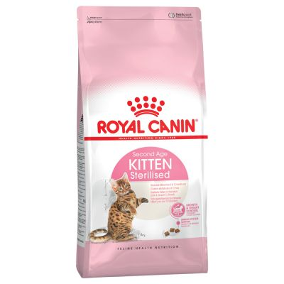 royal canin kitten sterilised pienso para gatos. Black Bedroom Furniture Sets. Home Design Ideas