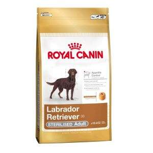 royal canin sterilised labrador retriever adult discount. Black Bedroom Furniture Sets. Home Design Ideas