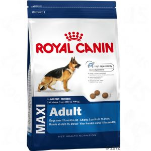 royal canin maxi adult zooplus. Black Bedroom Furniture Sets. Home Design Ideas