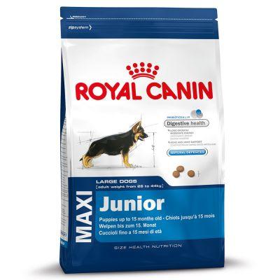 Orijen Dog Food Reviews >> 15kg Maxi Junior Royal Canin Dry Dog Food: On Offer Today.