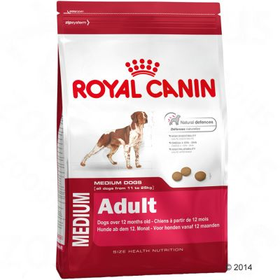 royal canin medium adult dog food at zooplus ie