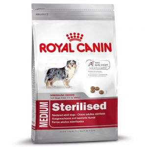 royal canin medium adult sterilised. Black Bedroom Furniture Sets. Home Design Ideas