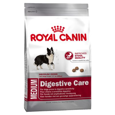 royal canin medium digestive care croquettes pour chien zooplus. Black Bedroom Furniture Sets. Home Design Ideas