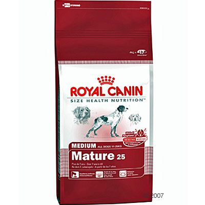Royal Canin Medium Mature Adult 7+