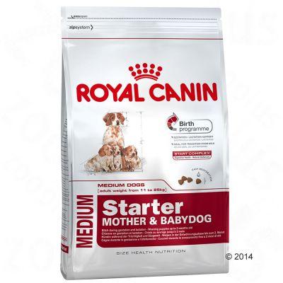 royal canin medium starter. Black Bedroom Furniture Sets. Home Design Ideas