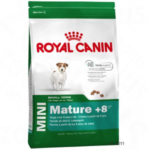 Royal Canin   Mini Mature +8  - 8kg