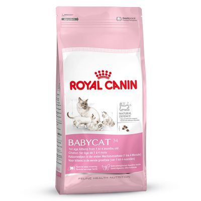 royal canin mother babycat natural defences great deals at zooplus. Black Bedroom Furniture Sets. Home Design Ideas