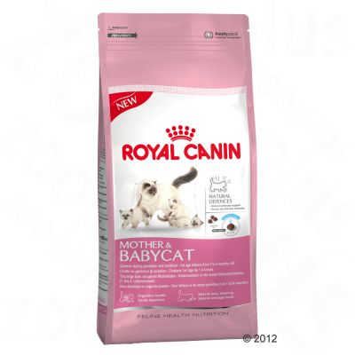 Royal Canin Mother & Babycat - Natural Defences