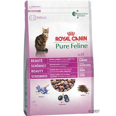 royal canin pure feline beaut croquettes pour chat. Black Bedroom Furniture Sets. Home Design Ideas