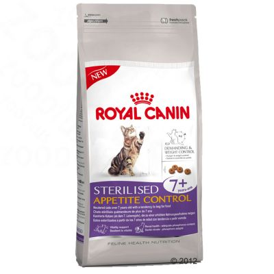 royal canin sterilised 7 appetite control g nstig bei zooplus. Black Bedroom Furniture Sets. Home Design Ideas