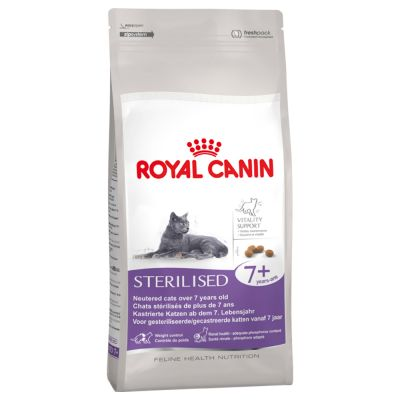 royal canin sterilised 7 appetite control tanio w zooplus. Black Bedroom Furniture Sets. Home Design Ideas