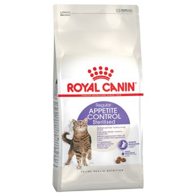 royal canin sterilised appetite control croquettes pour. Black Bedroom Furniture Sets. Home Design Ideas
