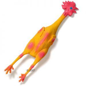 Rubber Chicken Dog Toy Uk
