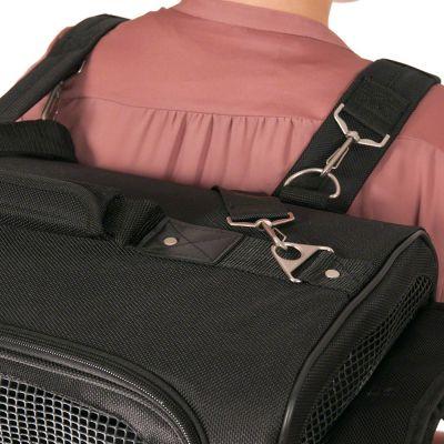 sac de transport pour chien et chat travel trolley. Black Bedroom Furniture Sets. Home Design Ideas
