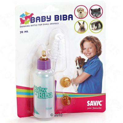 Saugflasche für die Handaufzucht
