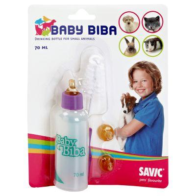 Savic Saugflasche für die Handaufzucht