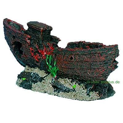 Schiffswrack Aquariumdeko