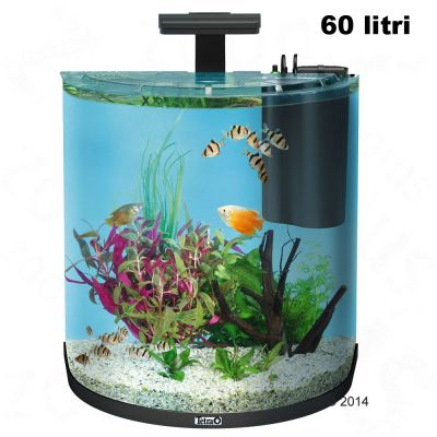 Set acquario tetra aquaart explorer line halfmoon zooplus for Acquari tetra prezzi