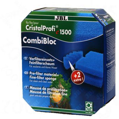 Set de esponjas JBL CombiBloc