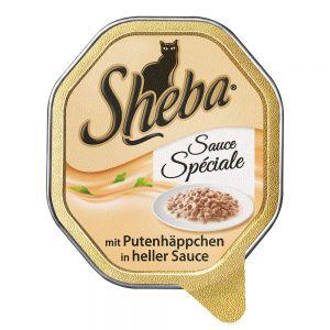 Sheba Katzenfutter nass