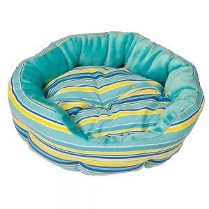 http://media.mediazs.com/bilder/snuggle/bed/blue/stripes/9/300/katzenbettbett_55_9.jpg