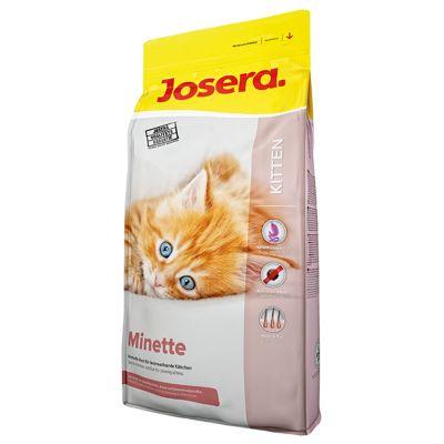 Sparpaket: 2 x 10 kg Josera Katzenfutter