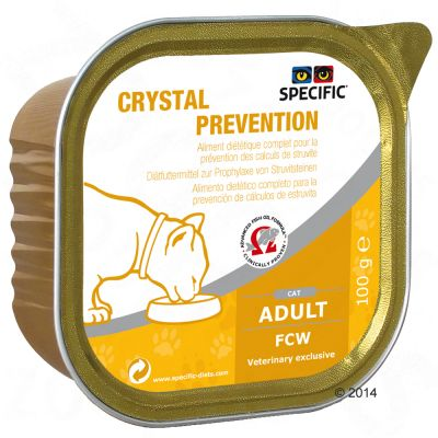 Cat Food Crystal Prevention