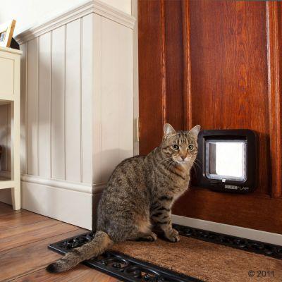 SureFlap kočičí dvířka s mikročipem (Š 14 x V  12 cm)