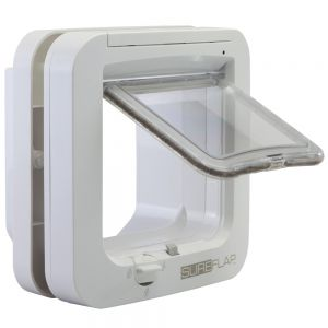 sureflap mikrochip katzenklappe zu discountpreisen bei bitiba. Black Bedroom Furniture Sets. Home Design Ideas