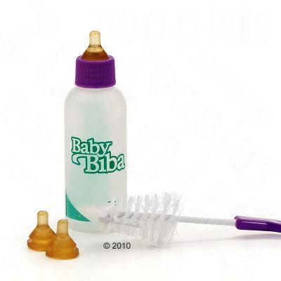 Sutteflaske til hånd-opdræt