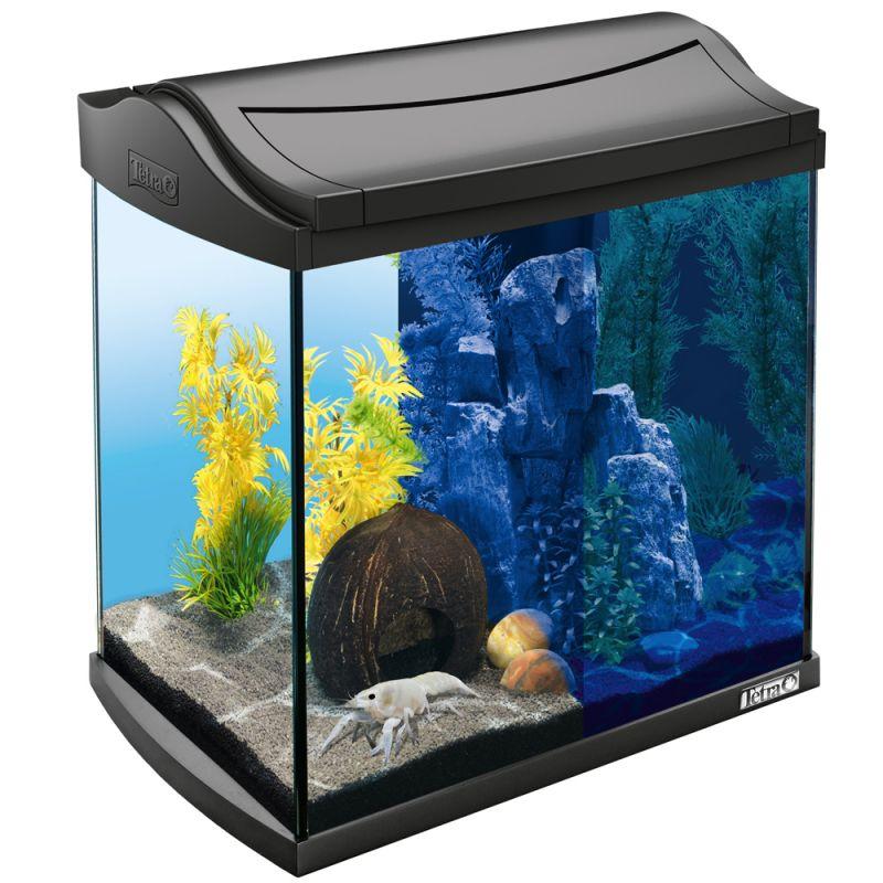 tetra aquaart 30l led aquarium free p p on orders 29. Black Bedroom Furniture Sets. Home Design Ideas