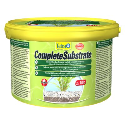 Tetra complete substrate substrat pour aquarium zooplus for Substrat pour aquarium