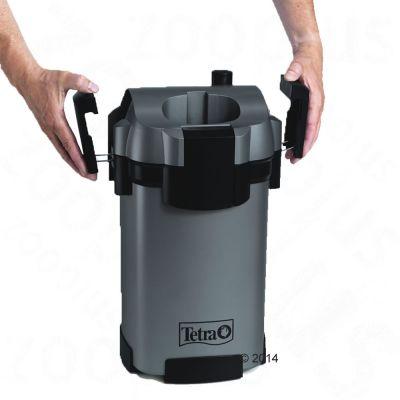Tetra external filters at zooplus tetra ex plus external for Tetra pond filter setup