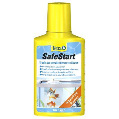 Tetra SafeStart: Limpieza del agua