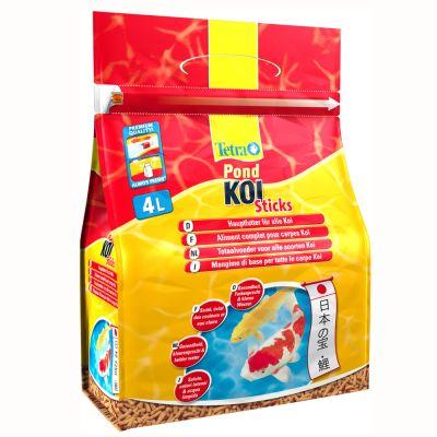 Tetrapond alimento en barritas para peces koi al mejor - Peces koi precio ...