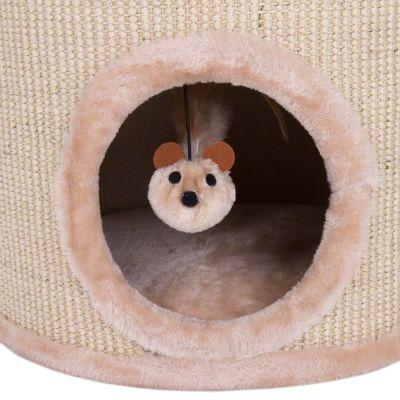 diogenes l tour griffer pour chat zooplus. Black Bedroom Furniture Sets. Home Design Ideas