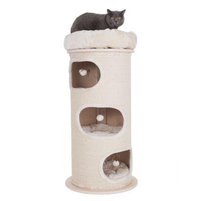 tour griffer pour chat prix avantageux chez zooplus tour griffer natural paradise xxl. Black Bedroom Furniture Sets. Home Design Ideas