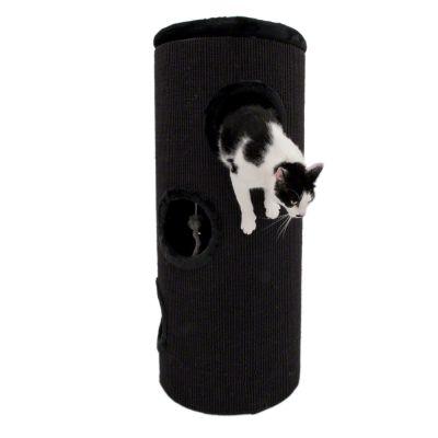 tour griffer pour chat diog ne xxl black. Black Bedroom Furniture Sets. Home Design Ideas