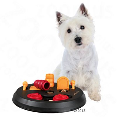 Trixie Dog Activity Flip Board Toy