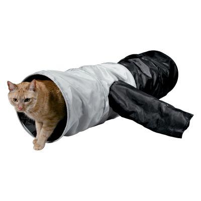 tunnel bruissement pour chat crunch. Black Bedroom Furniture Sets. Home Design Ideas