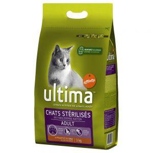Ultima de affinity ra o para gatos - Alimento para gatos esterilizados ...