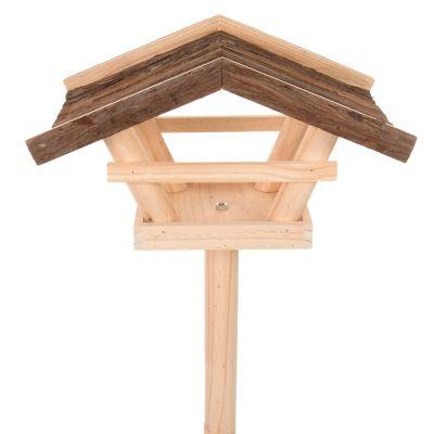 vogel futterhaus mit standbein g nstig kaufen bei zooplus. Black Bedroom Furniture Sets. Home Design Ideas