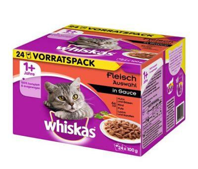 Whiskas Gravy Cat Food