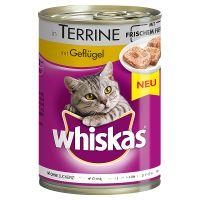 Whiskas nedves macskaeledel